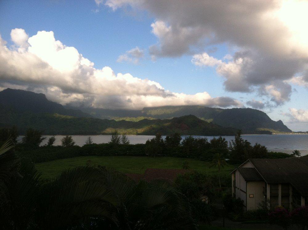 Hanalei Bay, Hawaii (2014)