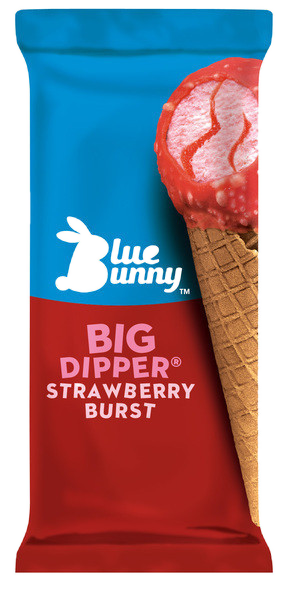 Big Dipper Strawberry Burst 4.3oz