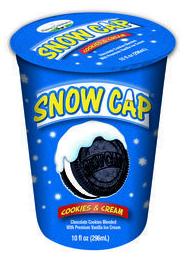 Snow Cap Cookies N Creme