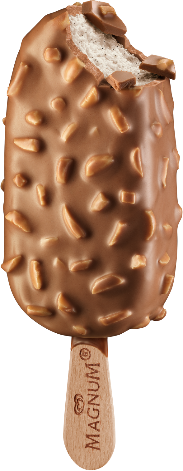Magnum Almond Milk Chocolate Vanilla Bar