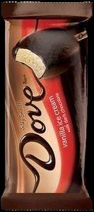 Dove Premium Dark Chocolate Vanilla Bar