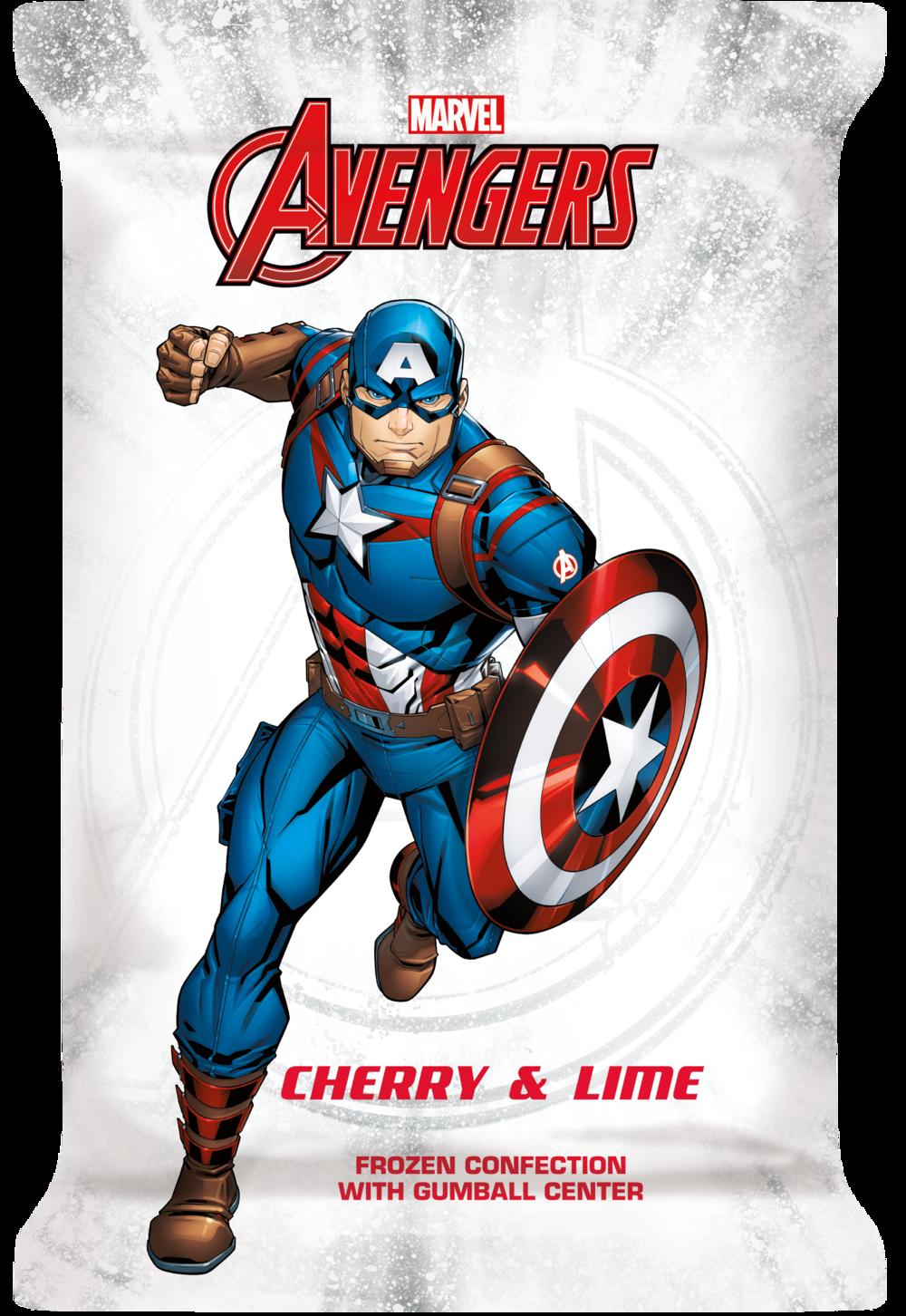 Avengers Cherry & Lime