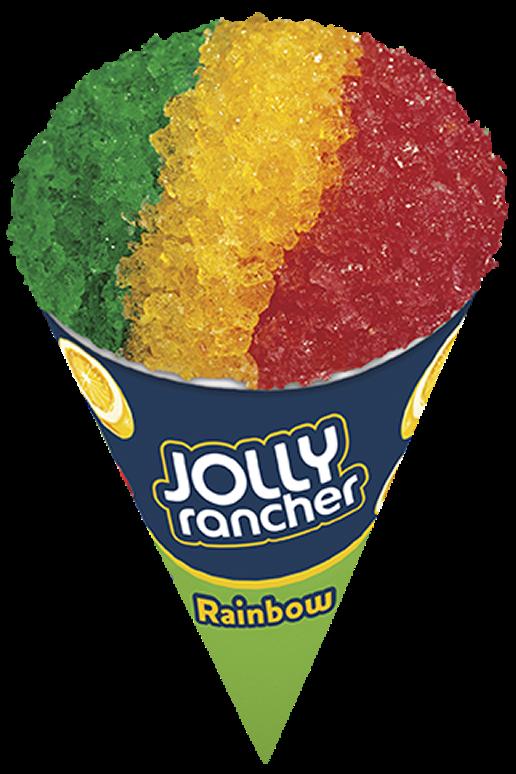 Jolly Rancher Snow Cone