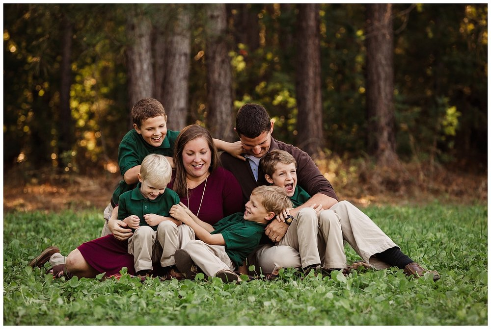 The Halls - Family Session — Jordan Reddick Photography