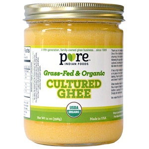 Cultured Ghee for Whole Body Nutrition™ on JanellKaplan.com