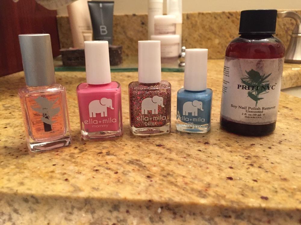 Favorite Safe Nail Polish — A Smart [Life] Style