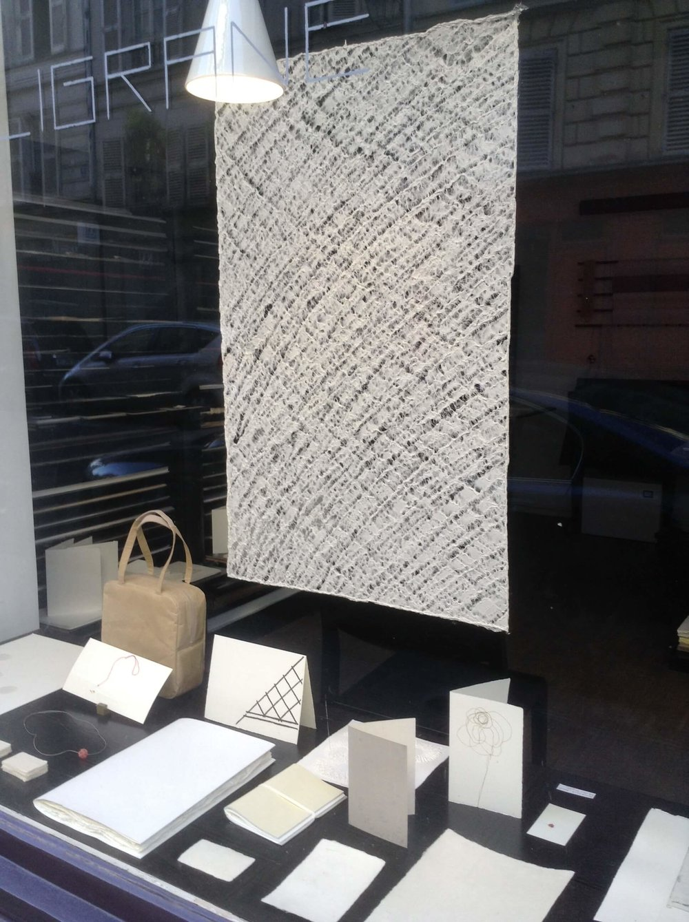 Calligraine Paper Shop, Paris