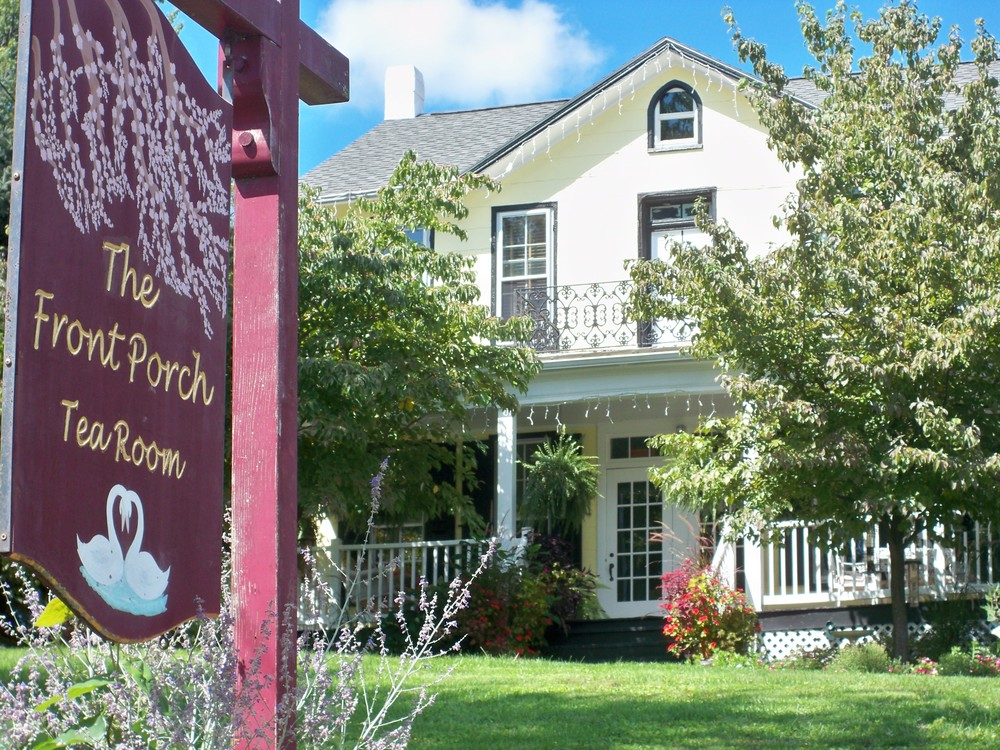 Front Porch Tea Room