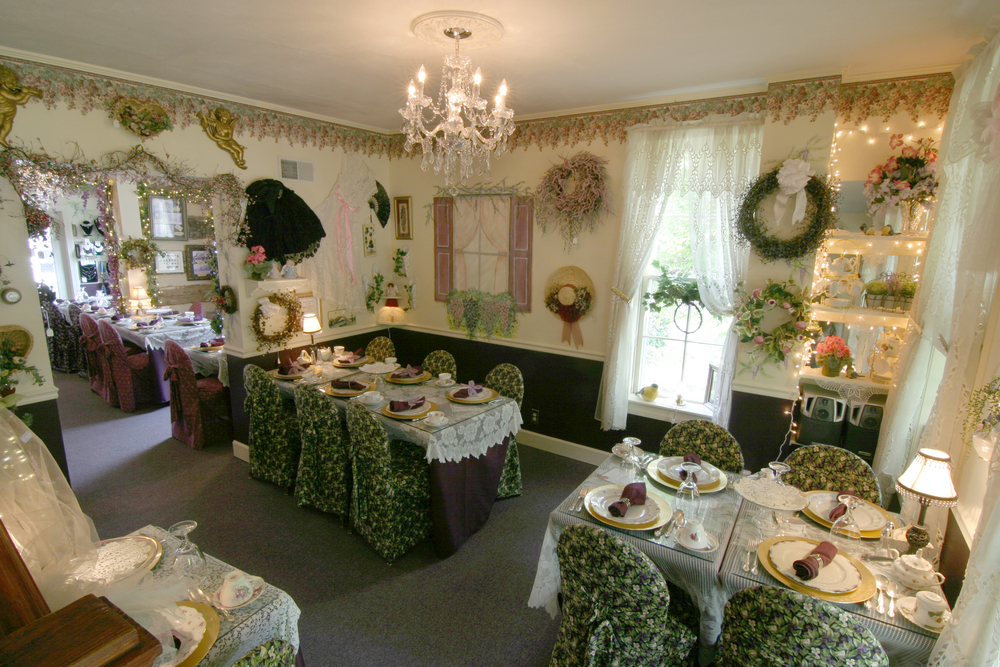 Not Your Typical Tea Room