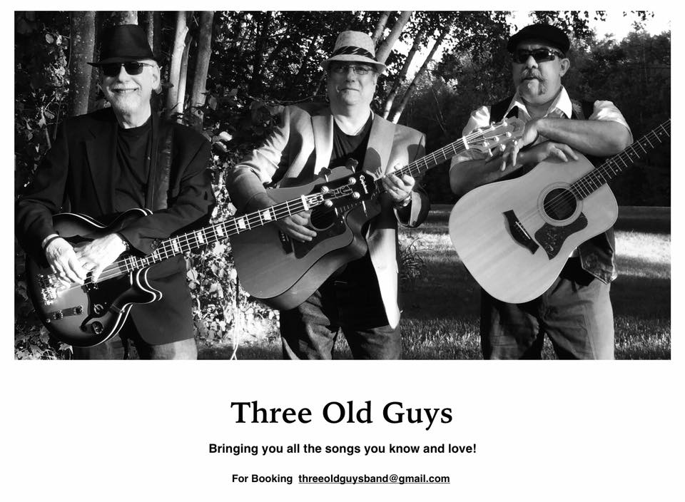 3 old guys