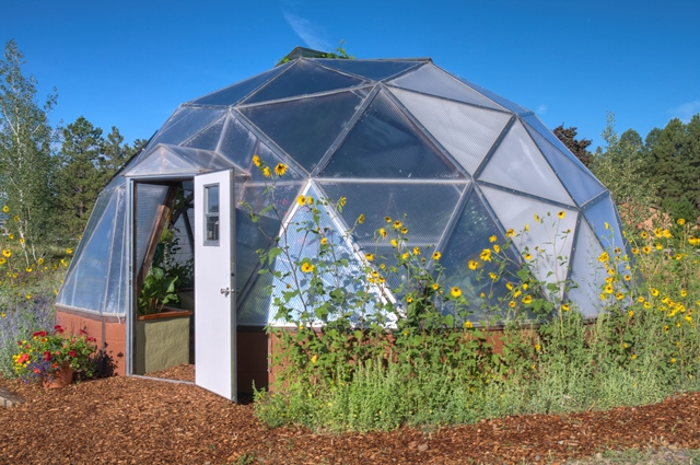 Photo credit:  Growing Spaces, Growing Domes