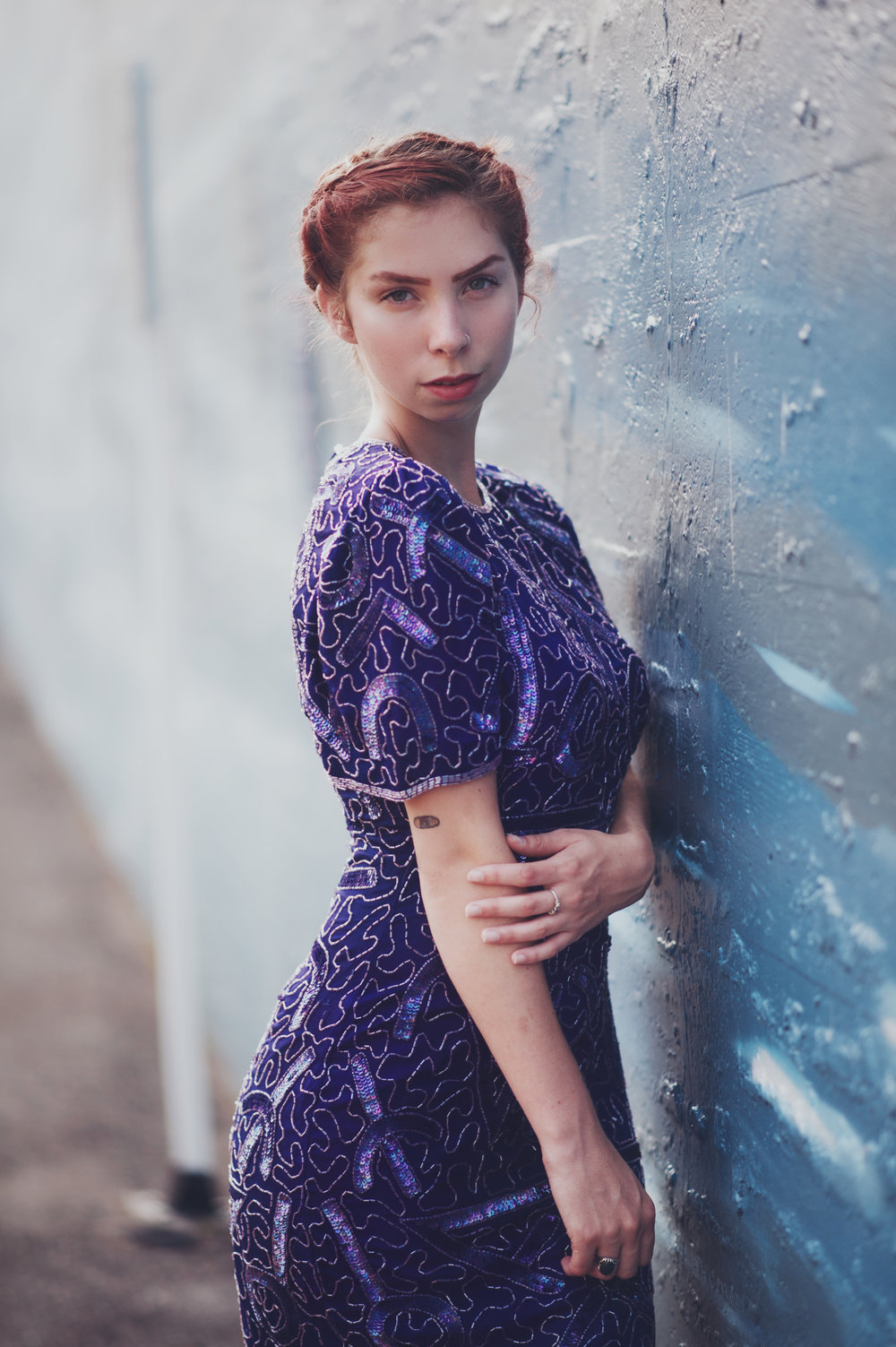 Indigo Vintage Lookbook - Seattle Based Boutique - Photographed by Kelsie Taylor Photography
