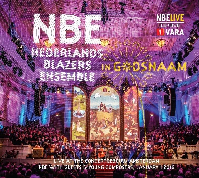 NBE Concert- CD/DVD