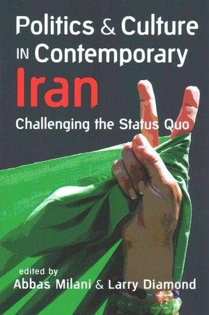 Buy the book (Politics and Culture in Contemporary Iran)
