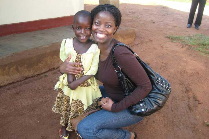Visiting Uganda, become a clean water champion