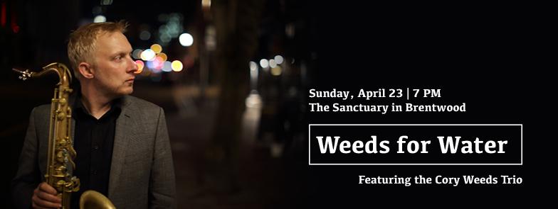 Cory Weeds benefit concert