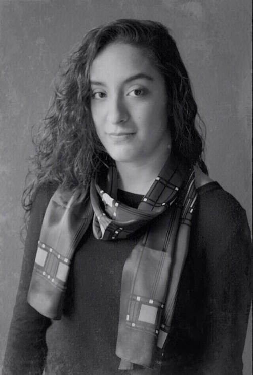 Alexandria Dominguez BFA- Theatrical Production,Santa Fe University of Art and Design NY Arts Program, 2012