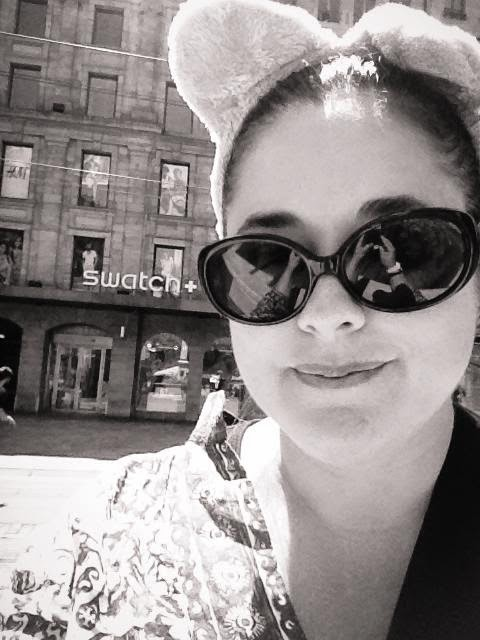 Heather Molina in Geneva.