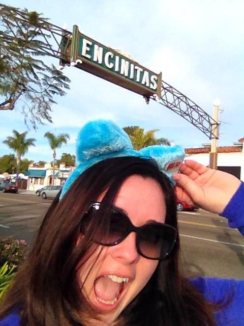Heather Molina in San Diego.