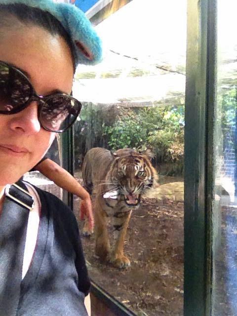 Heather Molina in Perth.