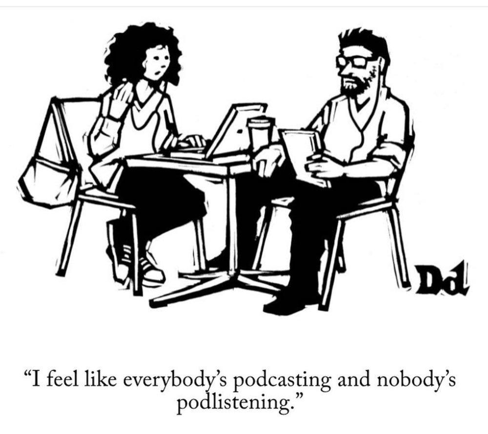 nobody-is-podlistening