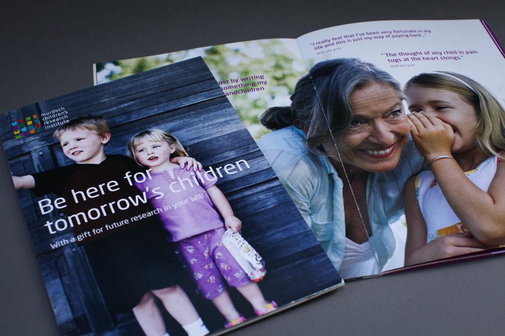 MCRI Bequest Brochure
