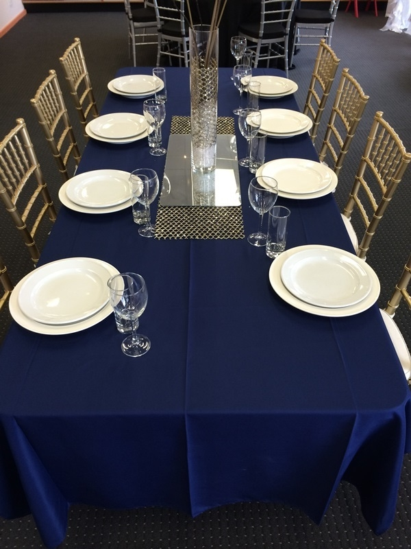 Navy Blue Table Cloths.JPG