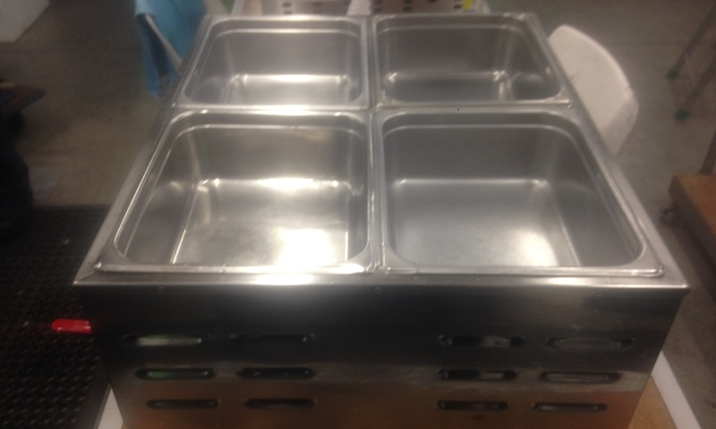 Small Bench top Bain Marie