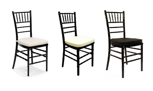 Chiavari Chairs - black
