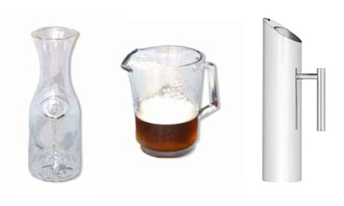 Carafe, jug, pitcher