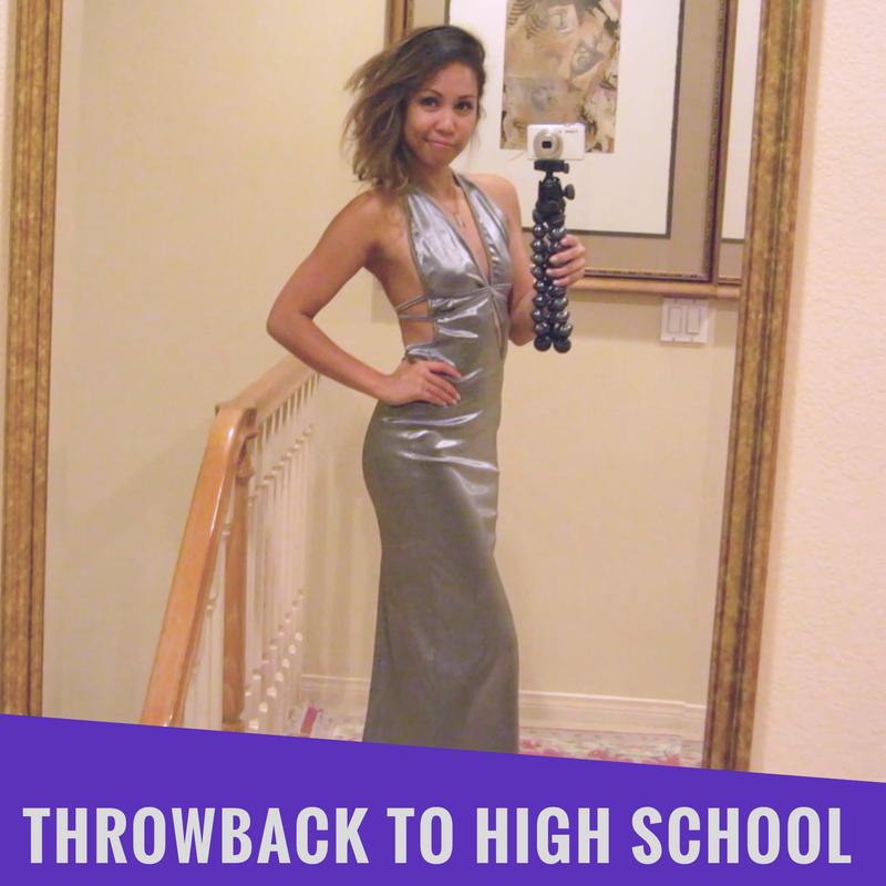 Old School Prom Dresses