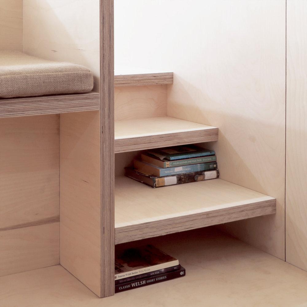 SYDNEY-RESIDENTIAL-ARCHITECT-TRIAS-STUDIO-SLATE CABIN-STEPS