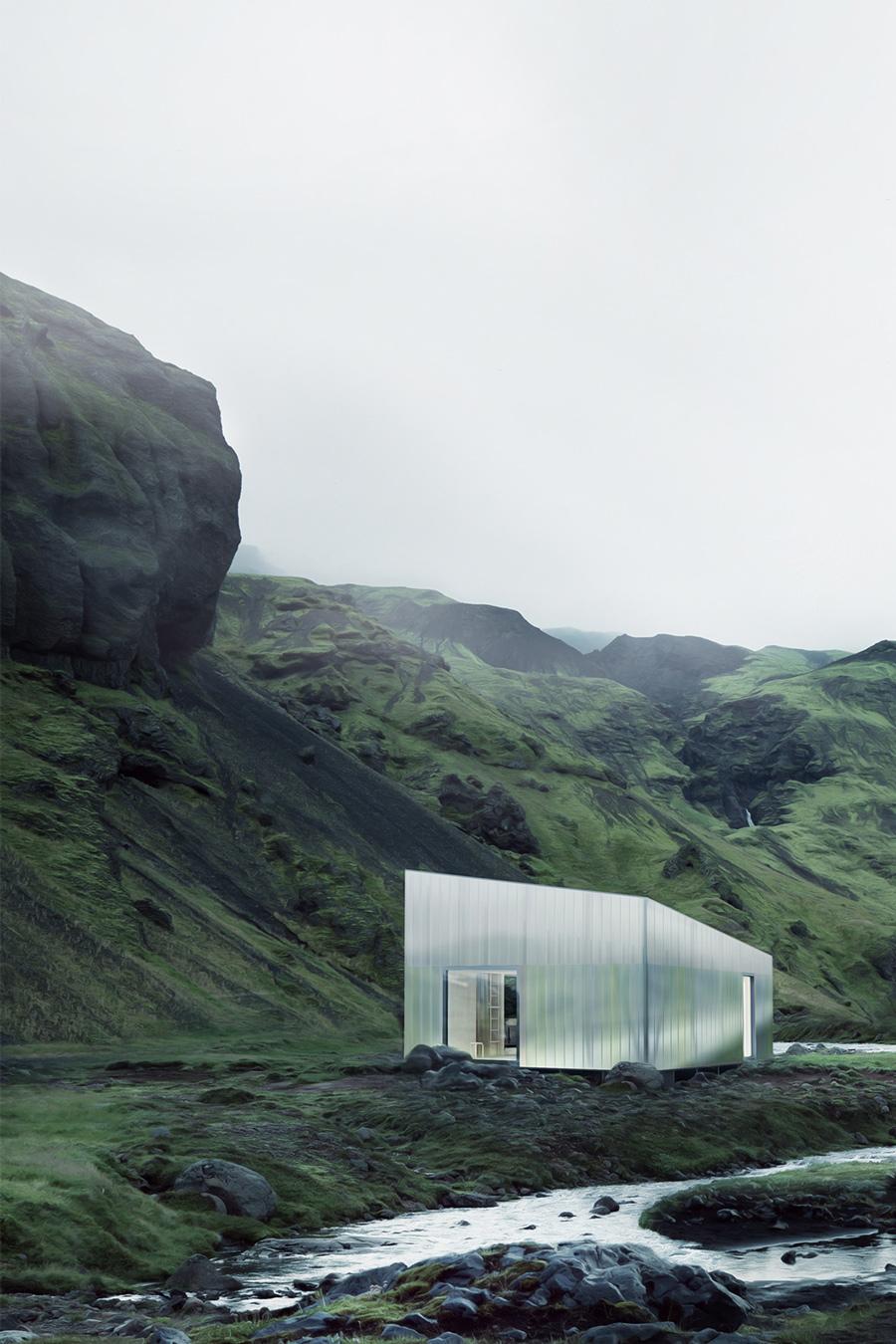 Heima: Iceland Trekking Cabins -