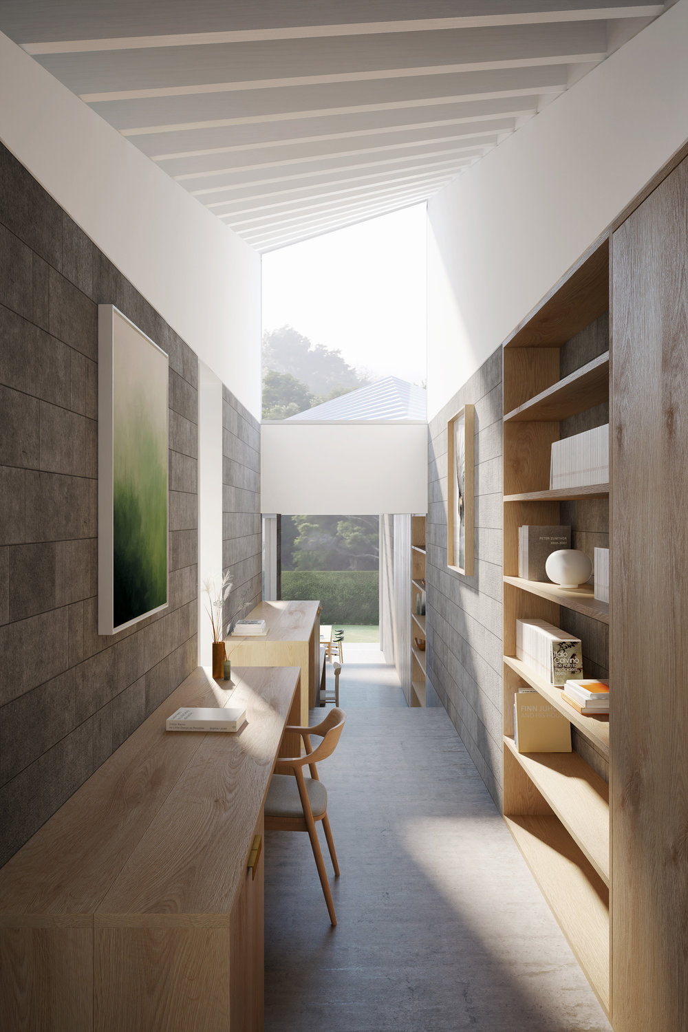 Half a House- - Multi Residential.Sydney, NSW.-