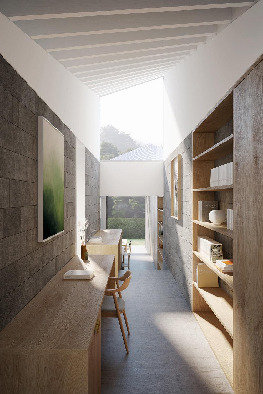 Half a House -