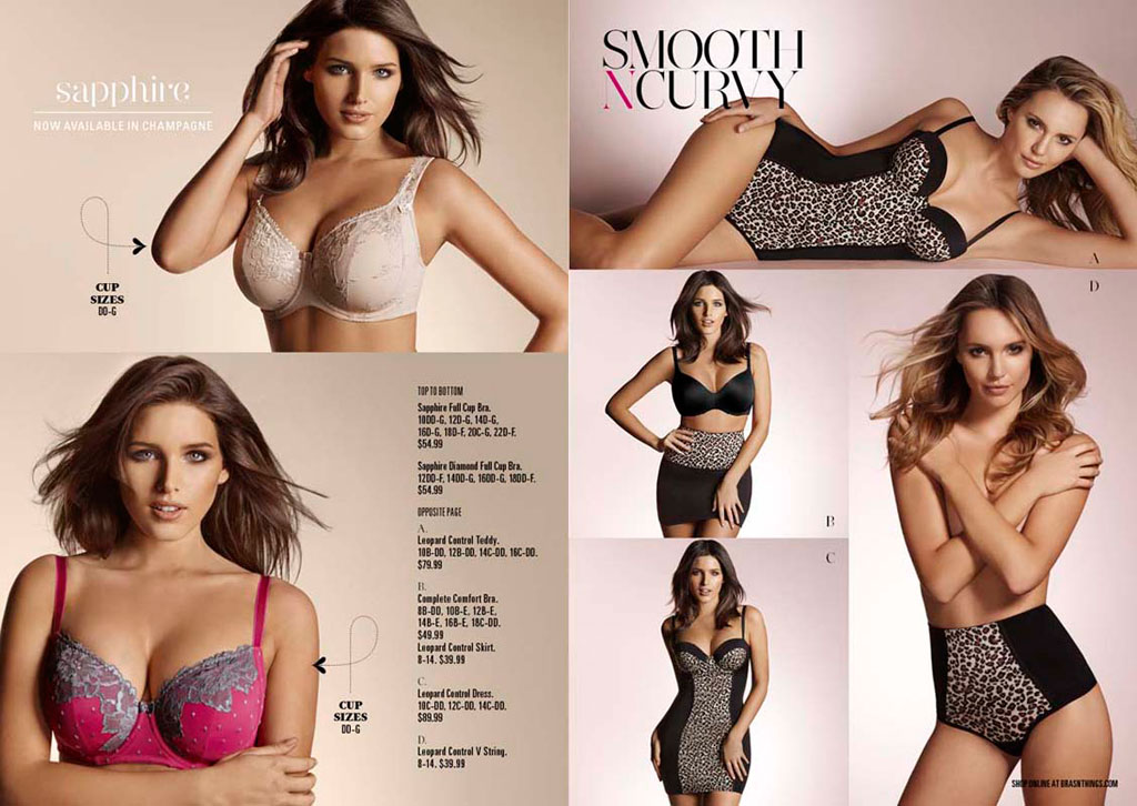 4e18f997fc BRAS N THINGS SS12 EXTREME CLEAVAGE CAMPAIGN — Studio Woo