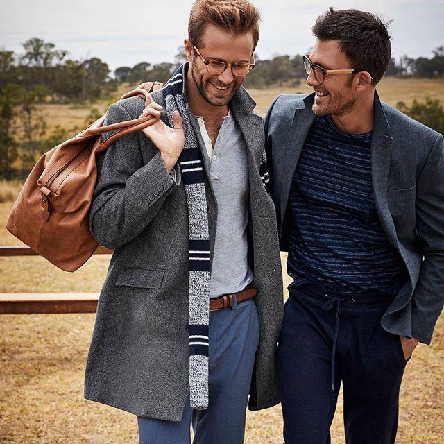 The long weekend is in sight! Who has plans to get away and make the most of the double public holiday? @sportscraft  #studiowoo #sportscraft #autumnstyle