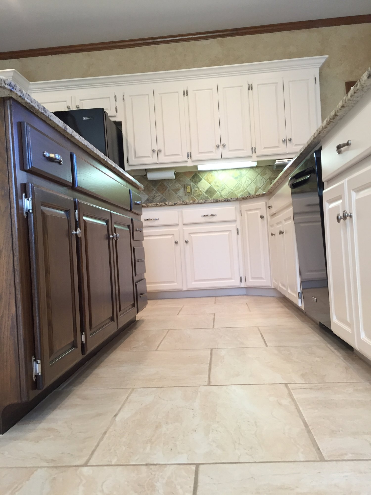 kitchen refinishing kitchen remodel okc Kitchen Refinishing