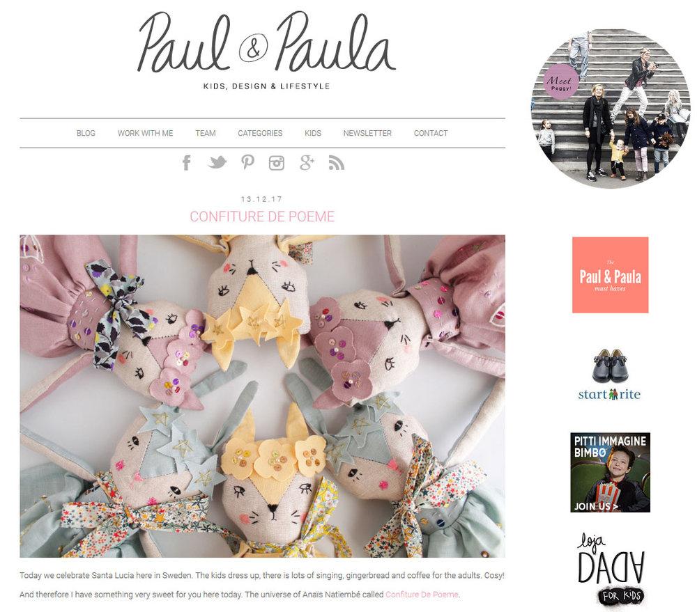 Paul and Paula - Suéde