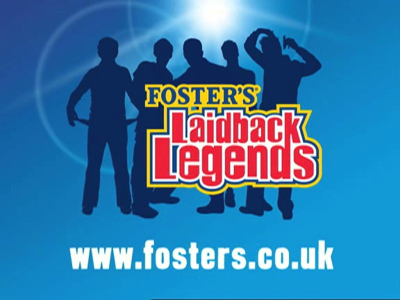 Fosters Laidback Legends Featuring: Andy Day Client: HTW, Fosters Directed by Phillip Lihou Music composed by Ben Smith and Paul Murphy From the Mirror Magnet to the Lord of the Dance. This campaign celebrated those legends by letting people upload videos of them for everyone to see and vote on who is the best. Foster's Laidback Legends was one of the first video user generated content campaigns in the UK, featuring video uploads, moderation, galleries and commenting – a mini YouTube built in 8 weeks. The site also featured an innovative voting system which allowed people to compare videos side by side and a complex algorithm worked out which video was the favourite of all users.