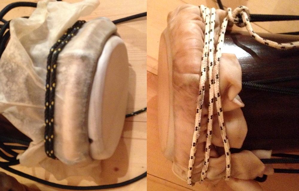 bata, tambor bata, drum workshop, building drums, mounting drums