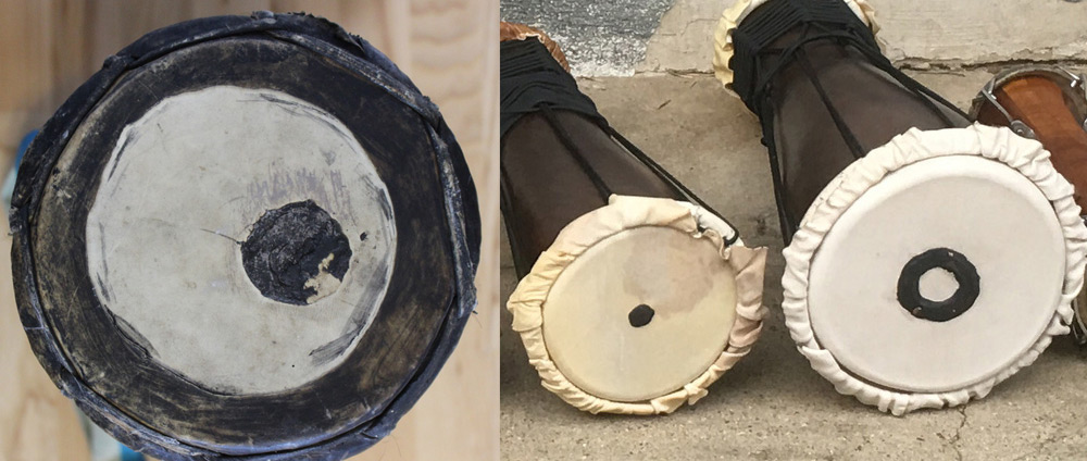fardela, ida, bata drum, tambor bata, yoruba, drum mounting tutorial