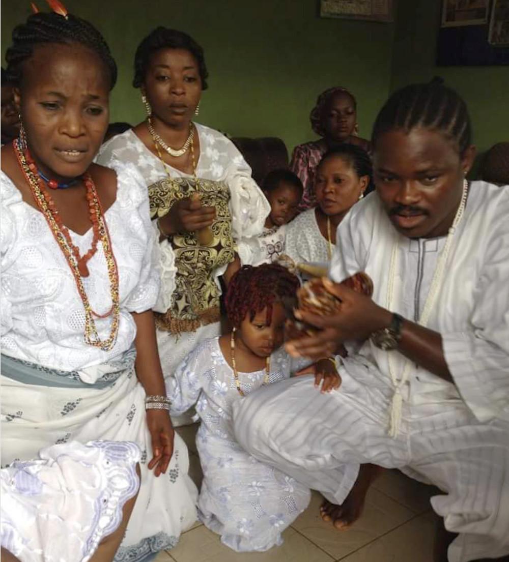 sangosakin ajala, yoruba, orisha, osogbo, divination, obatala priests