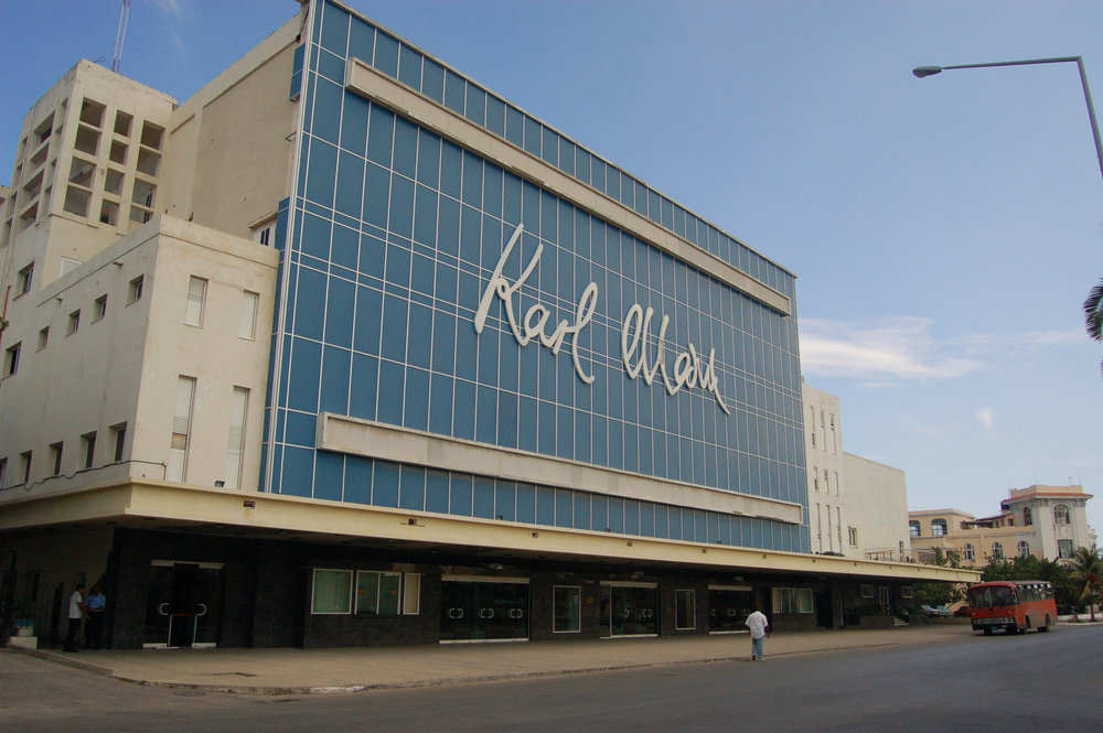 The Karl Marx Theater, the biggest venue in Havana with over 5500 seats. Photo:  tgraham , CC  BY-NC 2.0