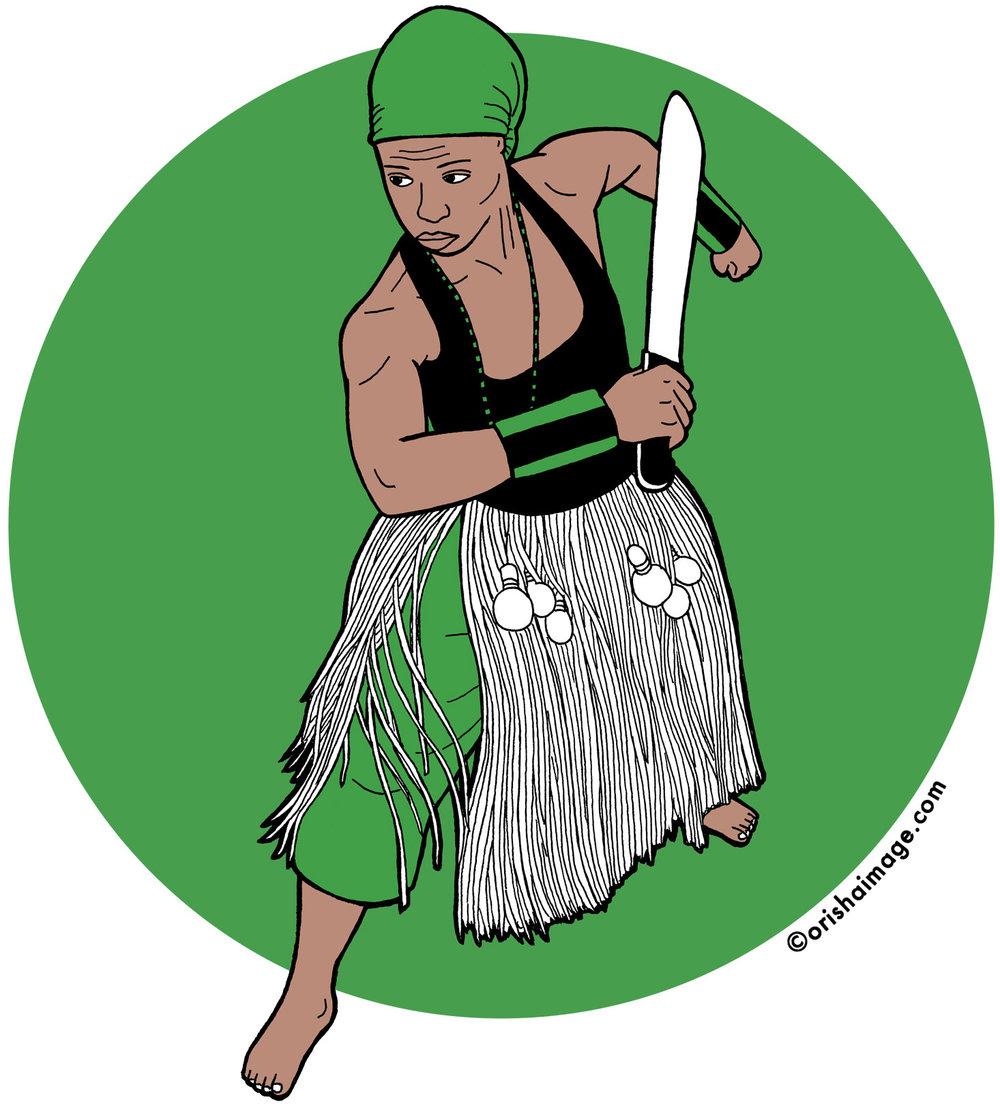 ogun, oggun, ogum, orisha, yoruba, santeria, oricha, irunmole, orisha t-shirt, orisha image, shango, yemaya, obatala, oshun, elegba,