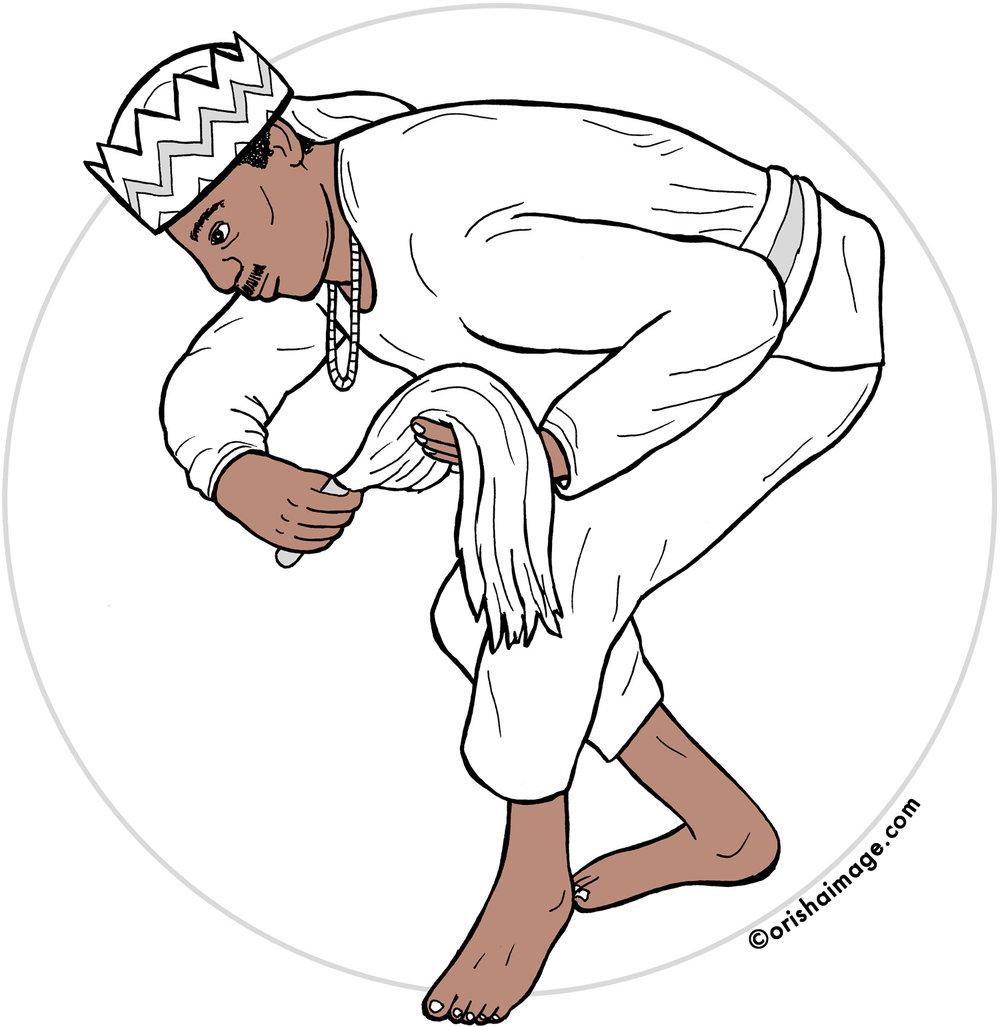 obatala, ochanla, oxala, obbatala, orisha, yoruba, santeria, oricha, irunmole, candomble, orisha t-shirt, orisha image, shango, yemaya, obatala, oshun, elegba,