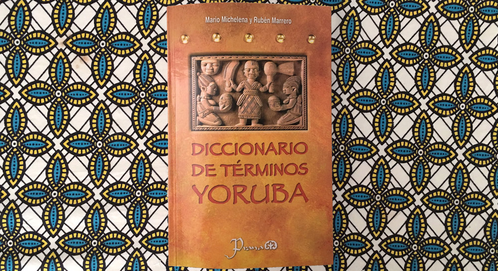 orisha image book review dictionary yoruba