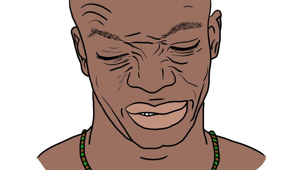 ridicule, yoruba gesture, orisha prayer, orisha songs, nigeria, lagos island, aguda
