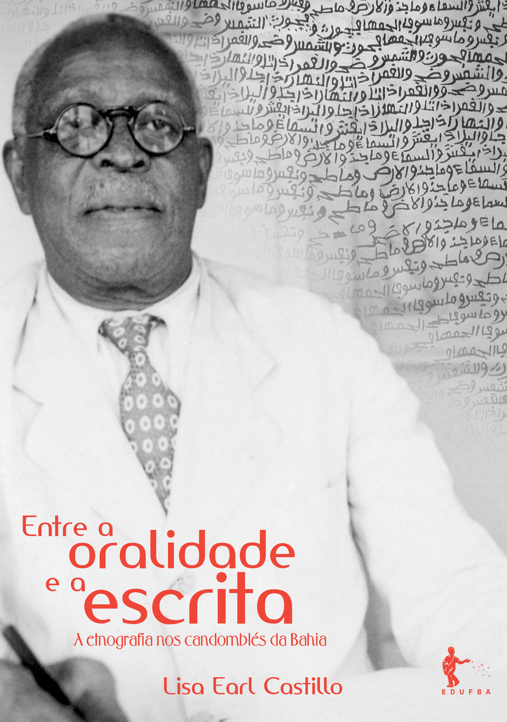 The book cover of Lisa Earl Castillo's publication, showing Martiniano Eliseu do Bonfim, an important figure in candomblé during the early 20th century. Born in 1859, the son of Nagô freedmen, as an adolescent Martiniano was taken by his father to Lagos, where he lived for eleven years. He is remembered today as a babalaô, but he was also an oje (egúngún priest). The book is available to download in the  Google Store .