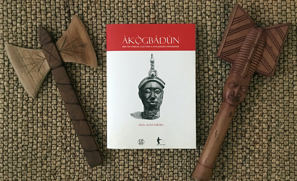 The publication ' Àkọ̀gbádùn: ABC da Língua, Cultura e Civilização Iorubanas ' (Salvador: EDUFBA,  2004) is a unique book for language students in Brazil. It includes a lot of information about Orisha and Yoruba culture, many poetries and songs, and is also comparing Brazilian Orixá traditions with Yorùbá customs.
